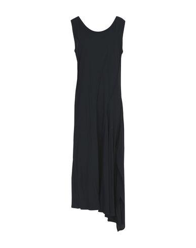 Yohji Yamamoto Long Dress In Black