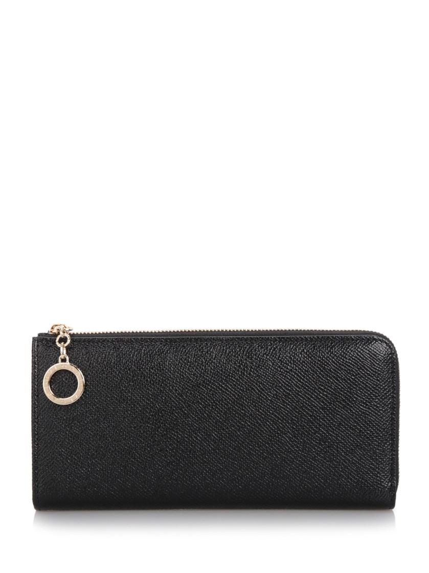 Bulgari ' ' Wallet In Black