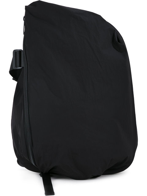 CÔte&ciel Isar Memory Tech Backpack In Black