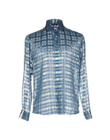 Etro Shirts In Pastel Blue