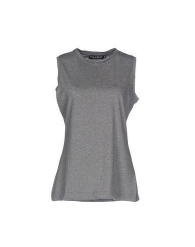 Dolce & Gabbana T-shirts In Grey