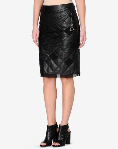 Maison Margiela Knee Length Skirt In Black
