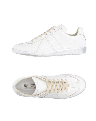 Maison Margiela Sneakers In White