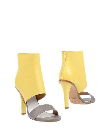 Maison Margiela Ankle Boot In Yellow