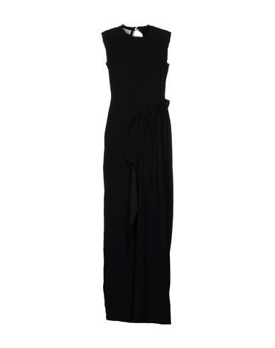 Maison Margiela Long Dresses In Black
