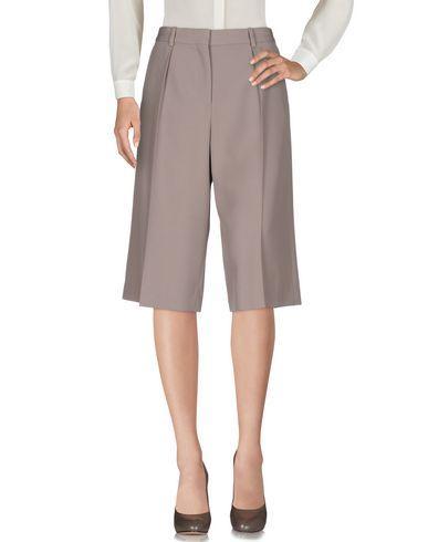 Maison Margiela Cropped Pants & Culottes In Khaki