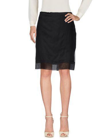 Maison Margiela Knee Length Skirts In Black