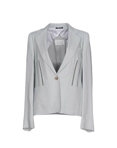 Maison Margiela Blazer In Light Grey