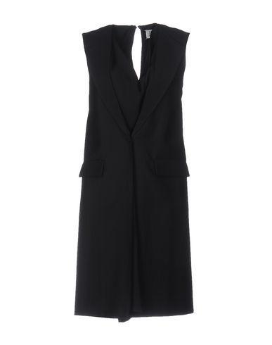 Maison Margiela Evening Dress In Black