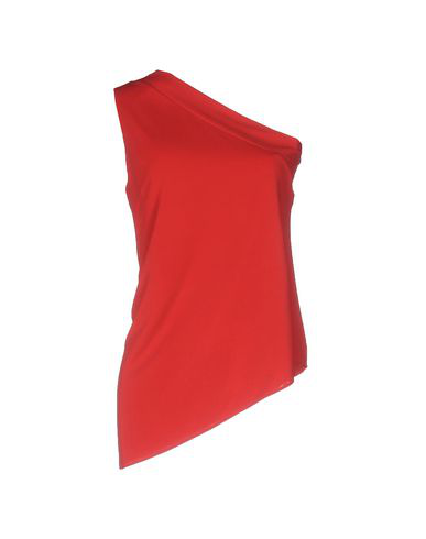 Maison Margiela Tops In Red