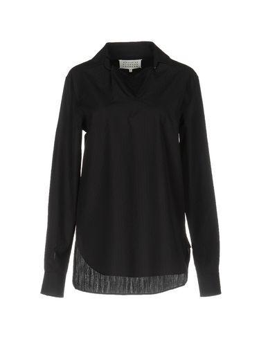 Maison Margiela Blouses In Black