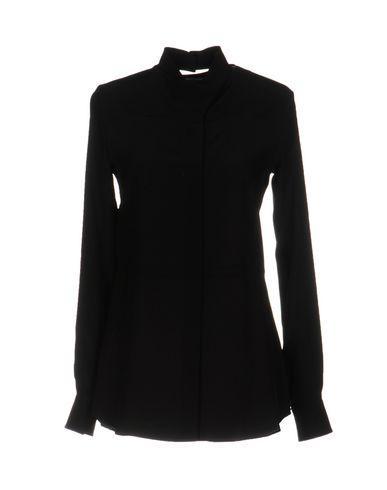 Maison Margiela Silk Shirts & Blouses In Black