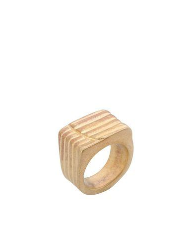 Maison Margiela Rings In Gold