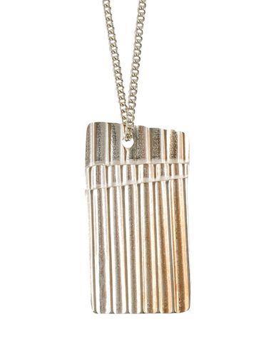 Maison Margiela Necklaces In Silver