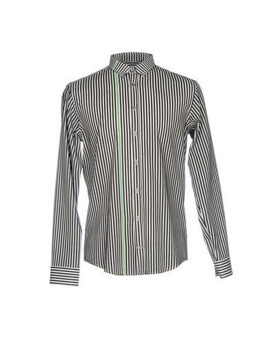 Msgm Shirts In Black