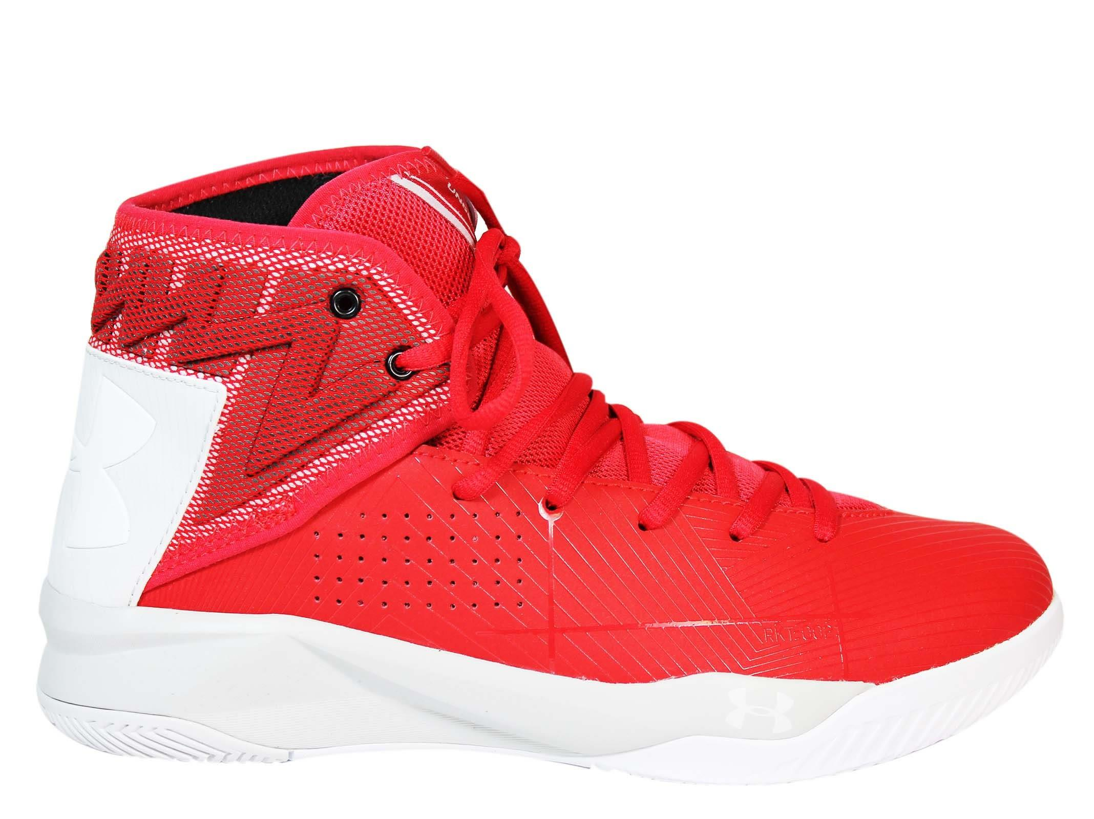huge discount 127a3 2c1f9 Red Rocket 2 Hi-Top Sneakers