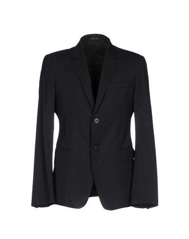 Emporio Armani Blazers In Dark Blue