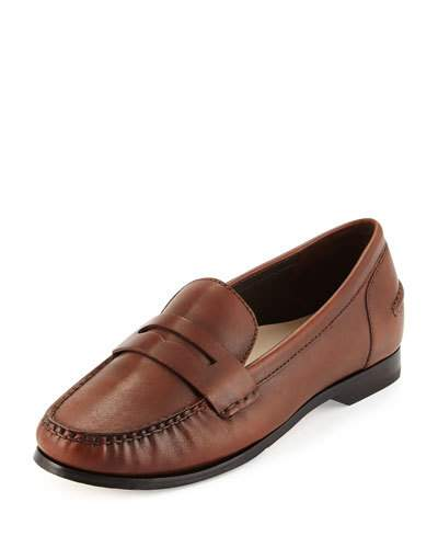 Cole Haan 'pinch Grand' Penny Loafer In Sequoia Leather