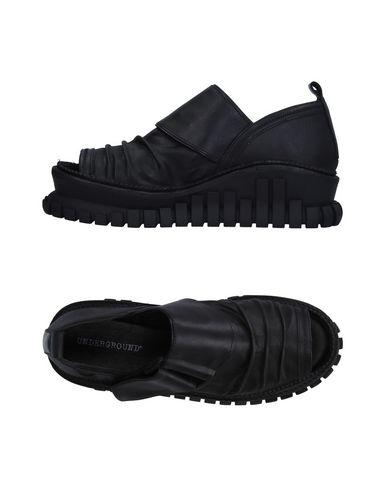 Underground Sneakers In Black
