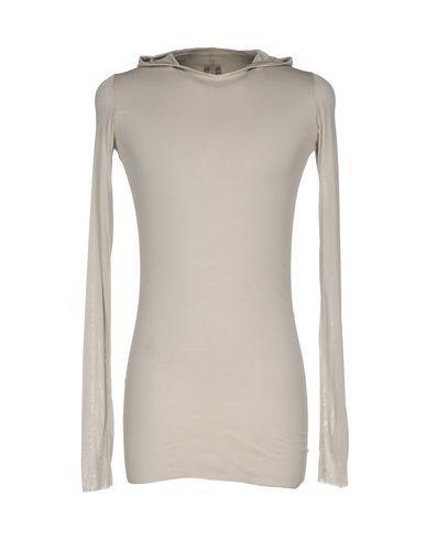 Rick Owens T-shirts In Light Grey