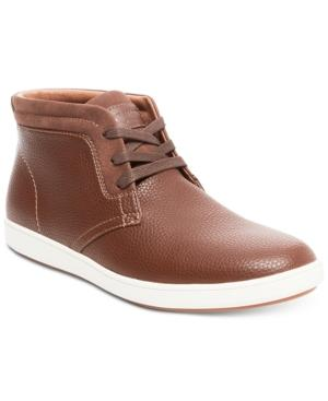 c41cac7f3a8 Men's Fenway Hi-Top Sneakers Men's Shoes in Brown