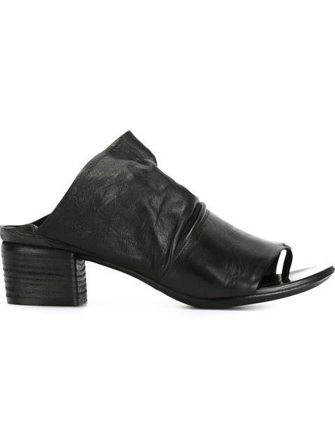 MarsÈll Slip-on Sandals In Black