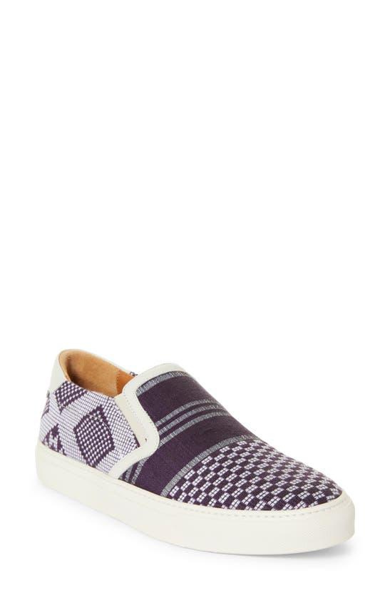 Armando Cabral Empada Slip-on Sneaker In Balanta