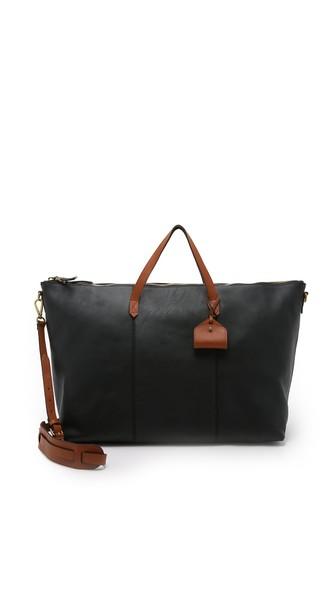 Madewell 'transport' Weekend Bag - Black