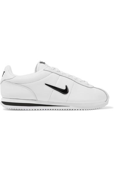 Nike Cortez Basic Jewel Leather Sneakers  c5b9b6738