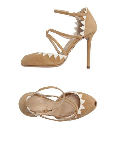 Charlotte Olympia In Sand