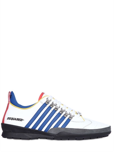 Dsquared2 251 Sneakers In White