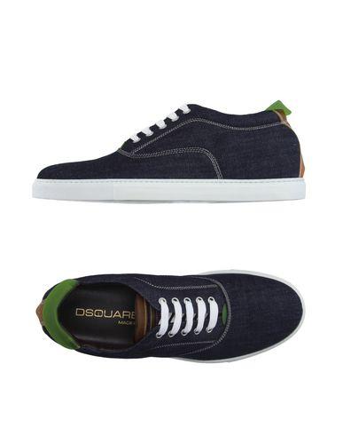 Dsquared2 Sneakers In Dark Blue