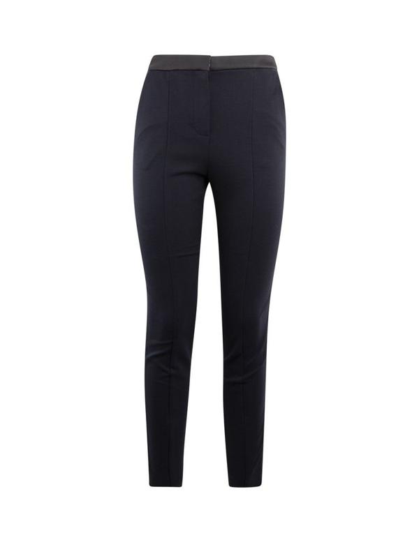 Karl Lagerfeld Women's 205w1004blue Blue Viscose Leggings