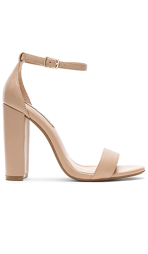2eb9665aed8a Steve Madden Women s Carrson Ankle-Strap Dress Sandals In Blush ...