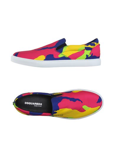 Dsquared2 Sneakers In Fuchsia