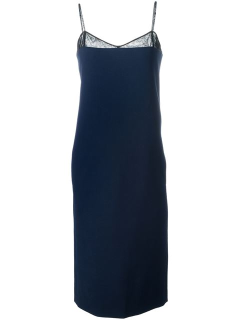 Nina Ricci Long Camisole Dress