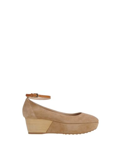 Tod's Pumps In Khaki