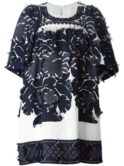 ChloÉ Flared Dress