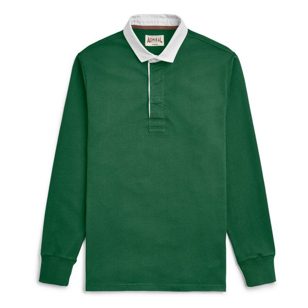 Admiral Sporting Goods Co. Admiral Welford Rugby Shirt - Harrier Green