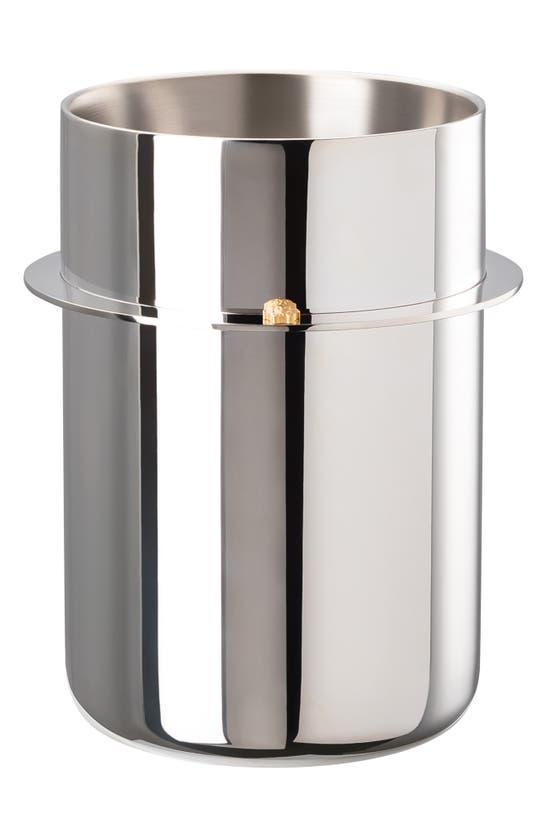 Versace Silver Plate Wine Bucket