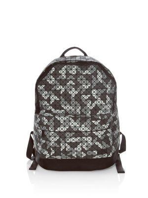 f0ccda78d63c Bao Bao Issey Miyake Symmetrical Daypack Backpack In Grey