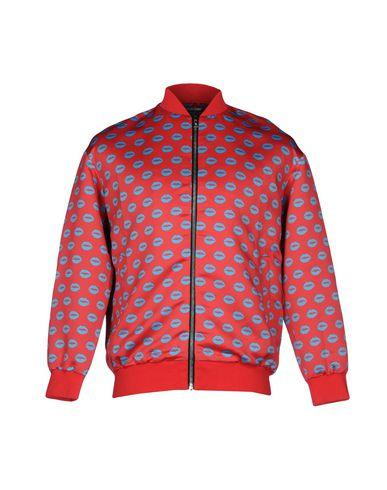 Markus Lupfer Bomber In Red