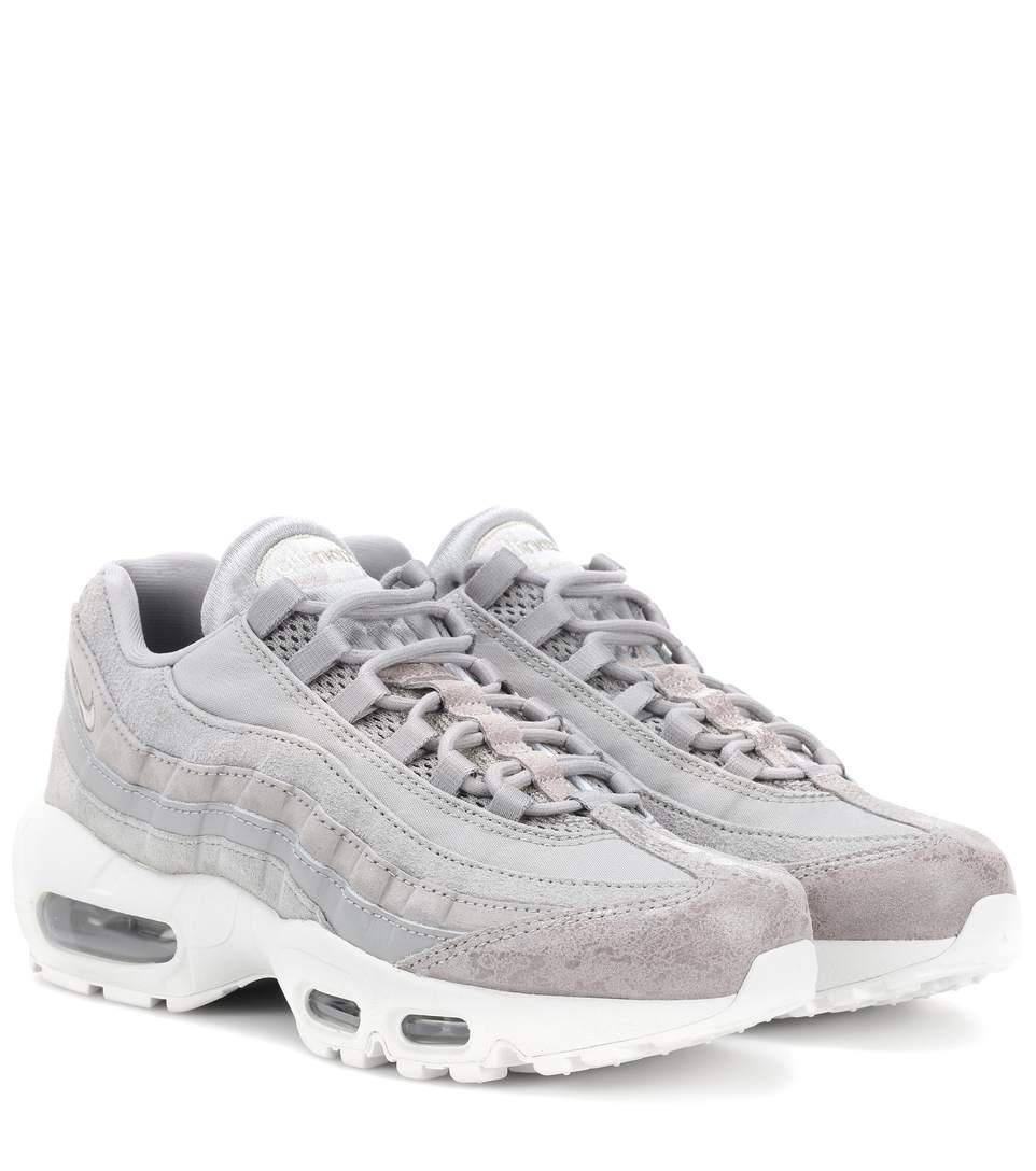 Air Max 95 Suede Sneakers In Colllestoee