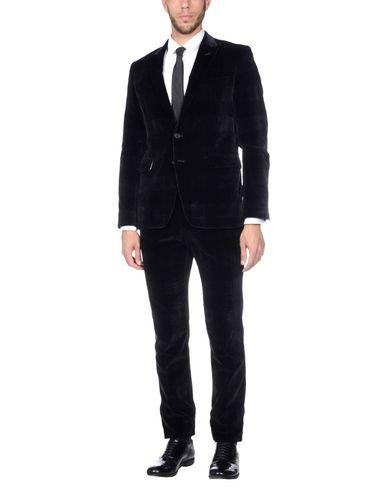 Ps By Paul Smith Suits In Black