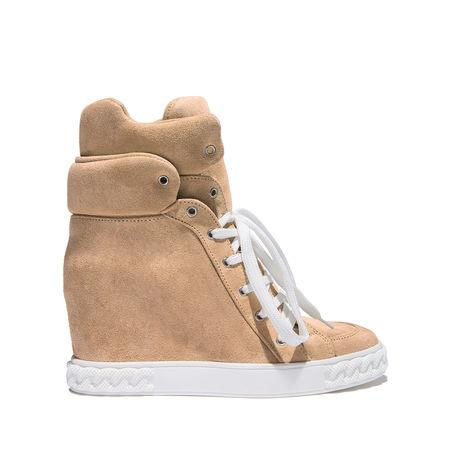 Casadei Sneakers In Sand