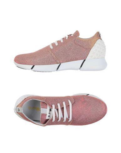Elena Iachi Sneakers In Pastel Pink