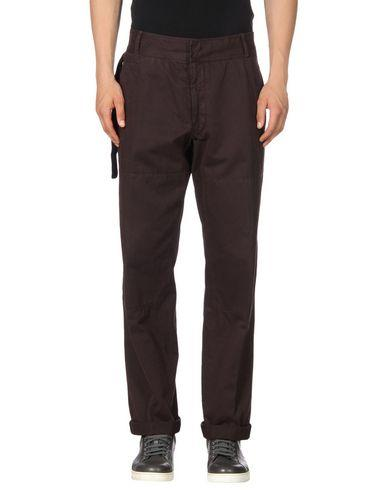 Dries Van Noten Casual Pants In Maroon