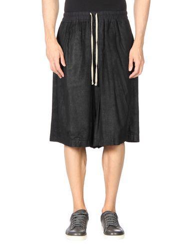 Rick Owens Shorts In Black