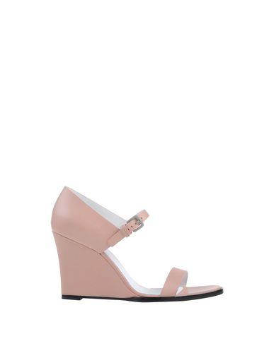 Jil Sander Sandals In Light Pink