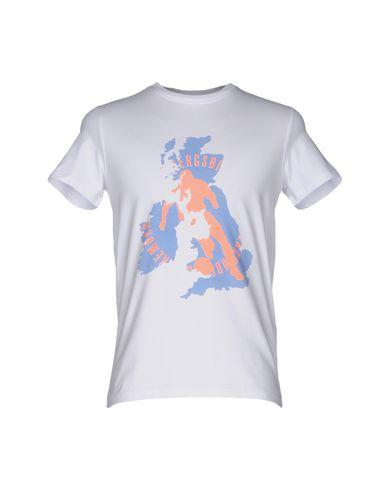 Bikkembergs T-shirts In White